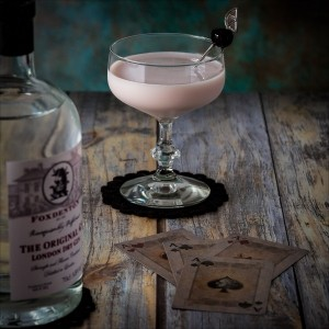 Foxdenton gin ace cocktail