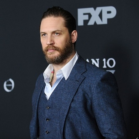 Tom Hardy just chased down a thief in South London
