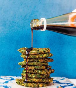 Spinach Kibbeh (Kibbeh Zankaliyeh)