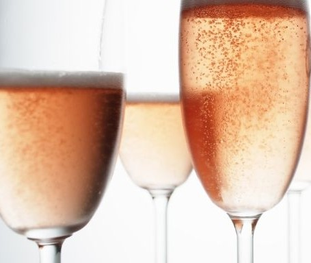 You Can Now Drink Your Prosecco With Rose Gold Glitter