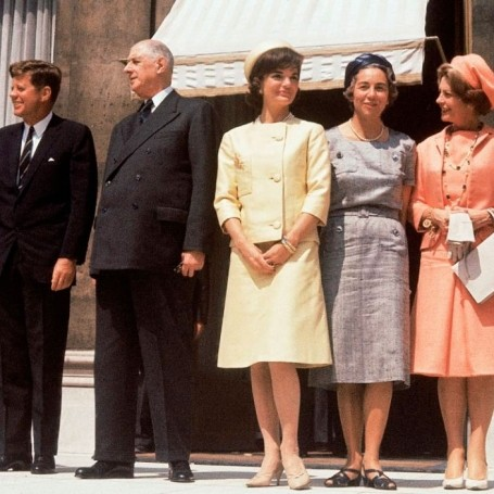 The weird thing Jackie Kennedy did with her shoes