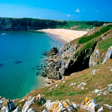 This beach in Wales is one of the best in the world