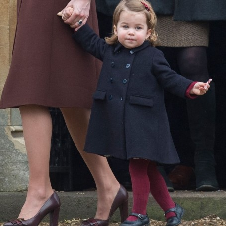 The most adorable pictures of Princess Charlotte