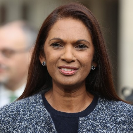 Red meets Gina Miller