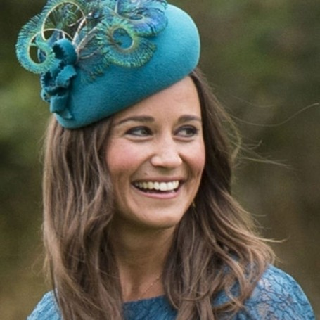 Pippa Middleton will acquire an aristocratic title on marrying James Matthews