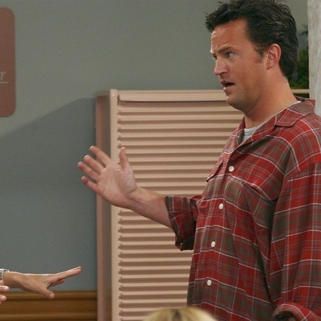 Matthew Perry reveals the Friends plot he refused to do