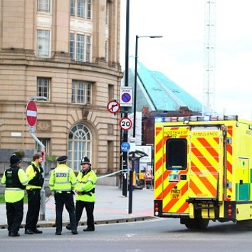 Suspected terrorist attack at Manchester arena