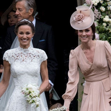 The heart-melting moment you missed from Pippa Middleton's Wedding