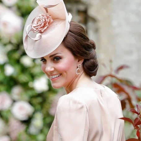 A drawing by Kate Middleton was on Pippa's order of service