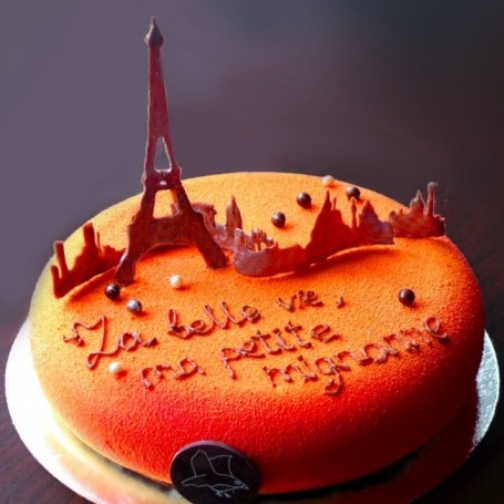 8 cakes inspired by famous architecture that will amaze you