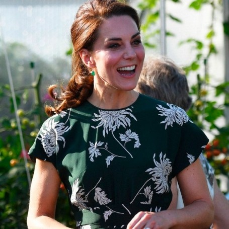 Even the Duchess of Cambridge follows the five second rule