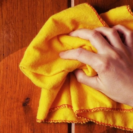 Why you shouldn't use a yellow duster in the home