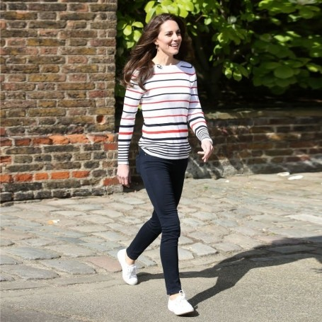 Kate Middleton's favourite trainers are from the high street