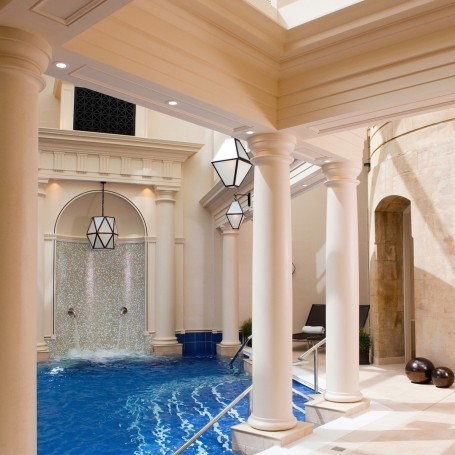 Gainsborough Hotel Spa atrium pool