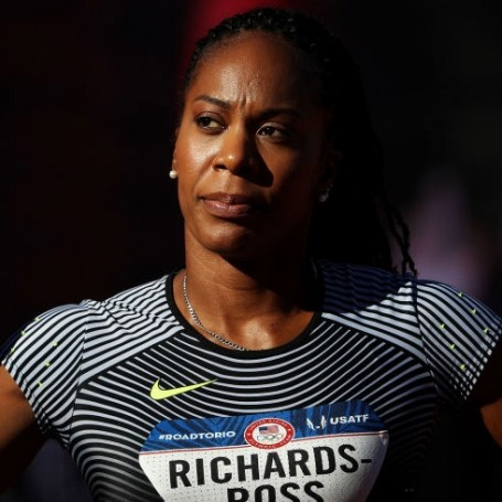 Olympic star Sanya Richards-Riss: I do not know another female track-and-field athlete who has not h