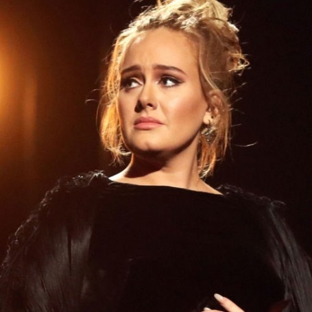 Adele comforts those affected by the Grenfell Tower fire during unexpected visit