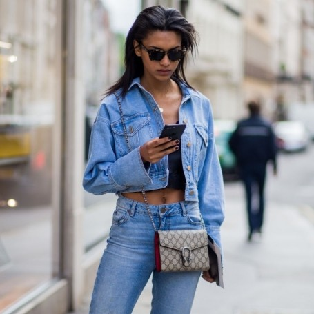 Apparently this is the age you should stop wearing jeans