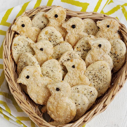 Parmesan and black pepper easter biscuits easter baking red online forumfinder Choice Image