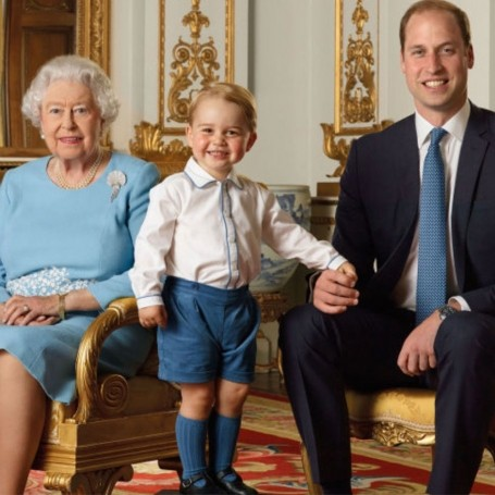 11 times Prince George looked like his royal relatives