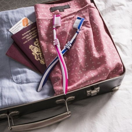 The genius way to make sure your toiletries don't leak in your luggage