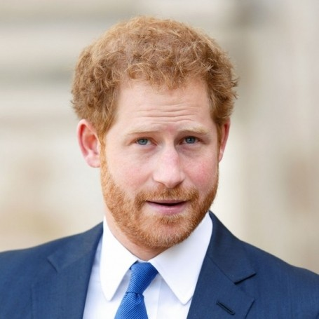 Prince Harry says no one wants to be King or Queen