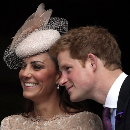 Prince Harry and Kate Middleton have the cutest brother-sister relationship