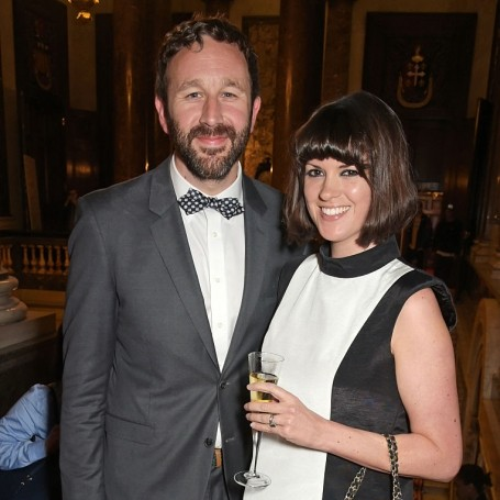 Chris O'Dowd and Dawn O'Porter are now proud parents to a newborn