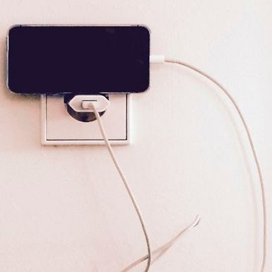 Turns out we've all been charging our phones wrong this whole time