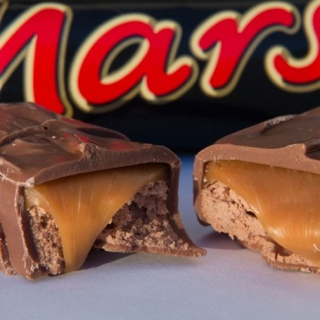 Mars is launching a new low calorie bar