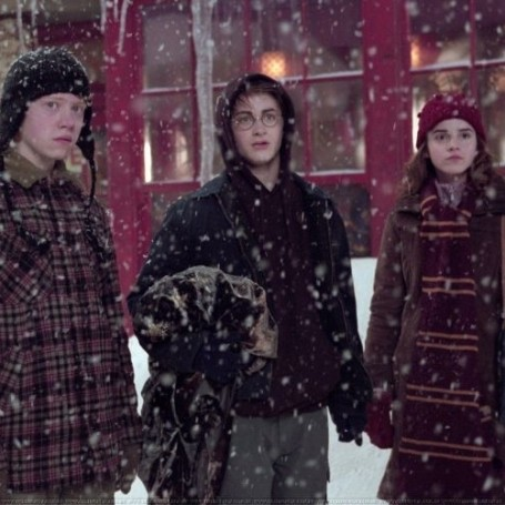 There's a new Harry Potter Christmas shopping experience for muggles