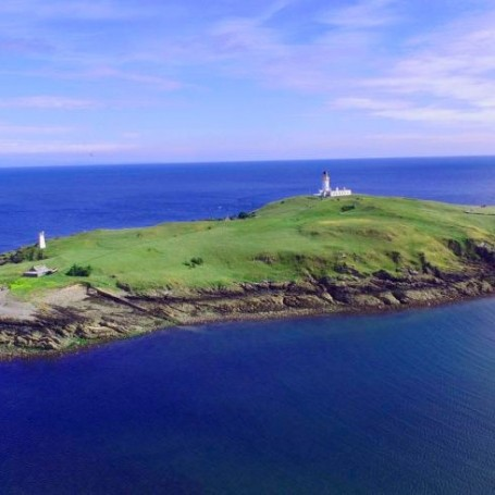 This Scottish island with a cottage and beach could be yours for just £325,000