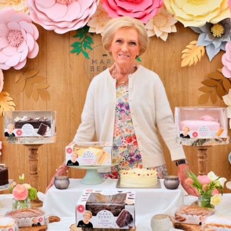 Mary Berry just launched a ready-made cake range – and we need to try it right now