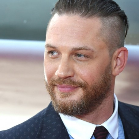 This is why Tom Hardy often has 80% of his face covered in films