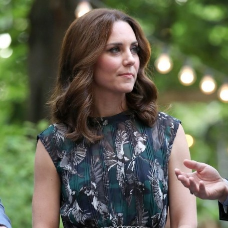 Kate Middleton's dress had a hidden detail that was very clever