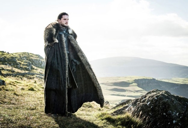 Everybody Missed This Hilarious Detail About Jon Snow S