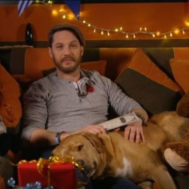 Tom Hardy's next CBeebies Bedtime Story will air in tribute to his beloved dog Woody