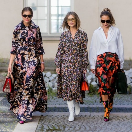The best street style looks from Copenhagen Fashion Week SS18