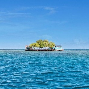 You can now rent an entire Caribbean island on Airbnb