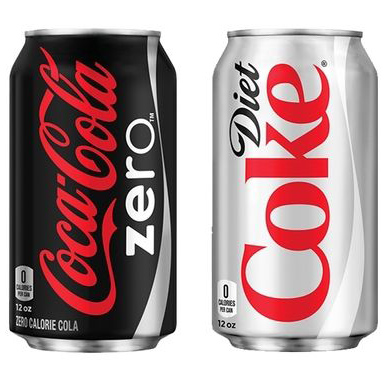 This Is Why Diet Coke And Coke Zero Taste So Different