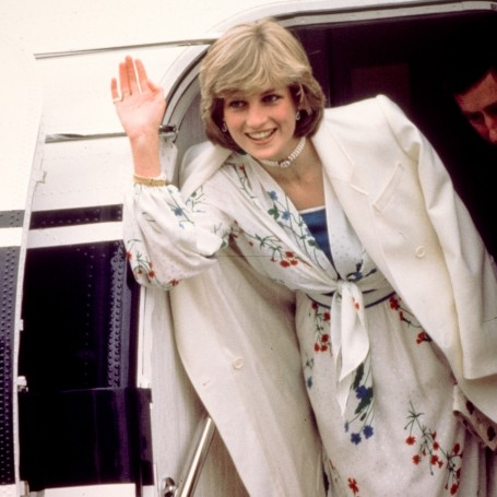 Why the Princess Diana garden is almost completely white