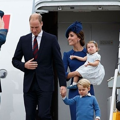 The reason Prince William isn't actually meant to fly on the same plane as George and Charlotte
