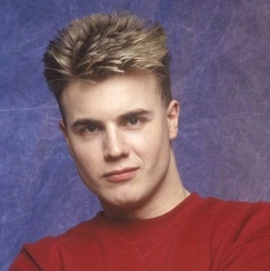 Gary Barlow's son looks just like '90s Gary Barlow