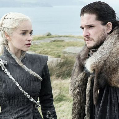 is jon snow and daenerys 39 relationship on game of thrones even ickier than we thought red online. Black Bedroom Furniture Sets. Home Design Ideas