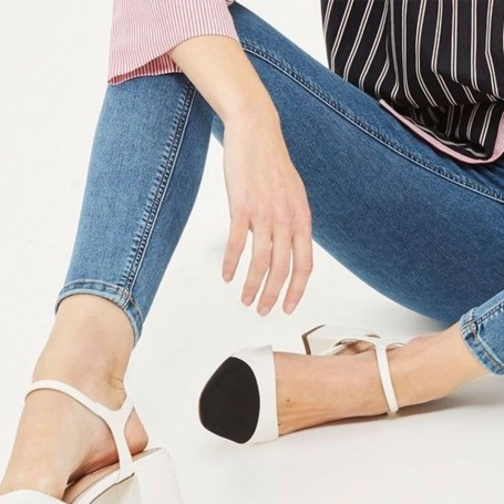 You can get a refund if your Topshop Joni jeans fade within three months