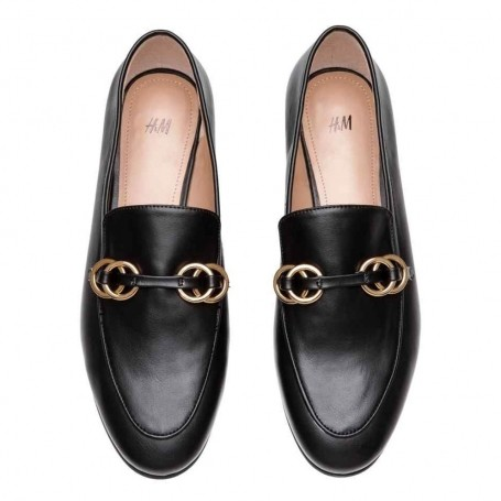 H&M is selling Gucci inspired loafers for a fraction of the cost