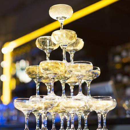 You've probably been pouring champagne incorrectly