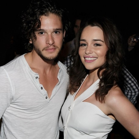 11 times Kit Harington and Emilia Clarke's friendship was the best thing about Game of Thrones