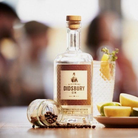 Drink of the week: Didsbury gin