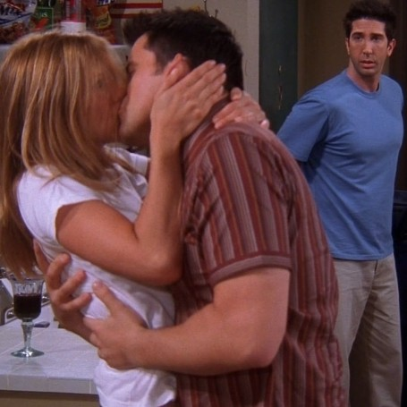 Jennifer Aniston officially SHUT DOWN your Rachel and Joey fantasies