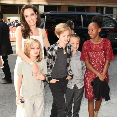 This is what Brad and Angelina's children look like now and OMG they are so grown up